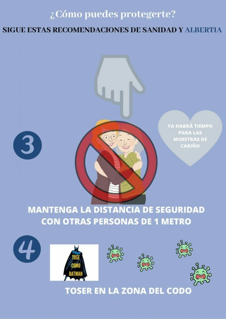 historia coronavirus albertia mirasierra residencias de mayores