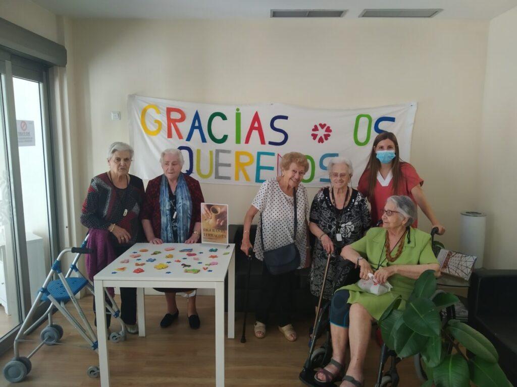 laborterapia residencia personas mayores tercera edad albertia mirasierra apartamentos senior