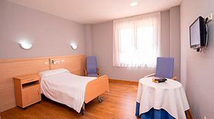 Residencia para mayores estancia permanente