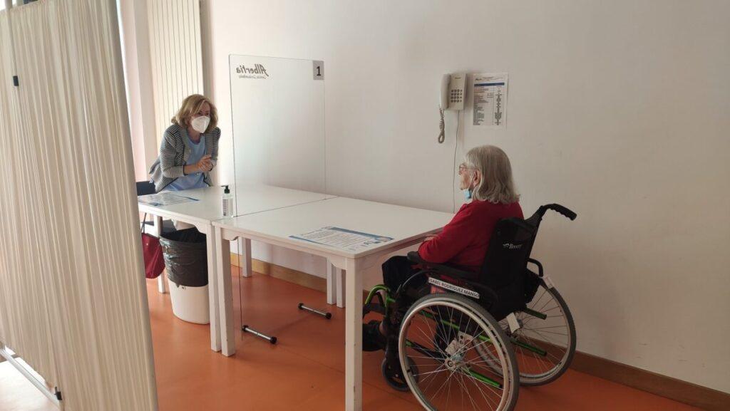 visitas familias residencias mayores madrid albertia