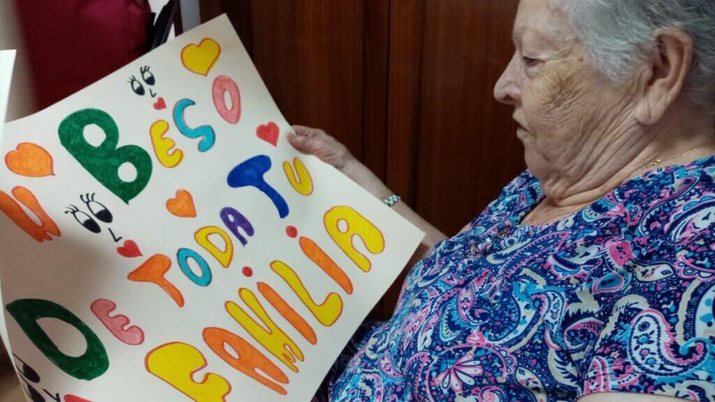dia del abuelo residencia mayores albertia las palmeras azuqueca